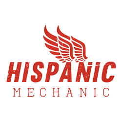 Hispanic Mechanic logo